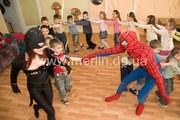 Проведение детских праздников в Днепропетровске