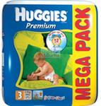 Подгузники Huggies Premium 4 и 4+.