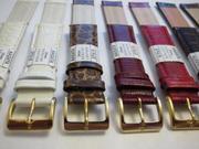 Кожаные ремешки для часов Nagata,  Modeno