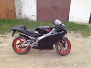 Продам мотоцикл Aprilia RS125 в хорошем состоянии.