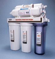 Бытовой фильтр очистки воды