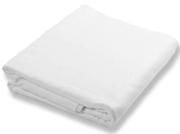 Простыня состав лен 100%,  размер 195х150 см. Цвет белый. Новая.