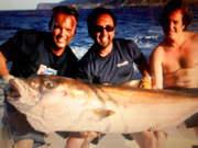 Экзотическая рыбалка на андриатике.