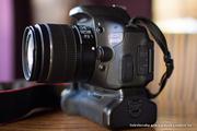 Canon EOS 600D + объектив EF-S 18-55mm IS II kit