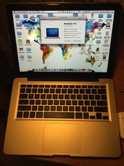 Apple MacBook Pro 13'' 2.8GHz Dual-core Intel i7