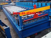 Оборудование для производства металлочерепицы и профнастила из Китая