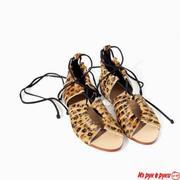 Продам новые,  стильные босоножки Фирма: Zara