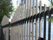 Трубы квадратные,  прямоугольные,  круглые на столбы,  заборы,  ворота