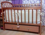 Продаём детскую кроватку