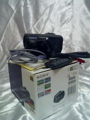 Продам видеокамеру Sony HDR HC9E.