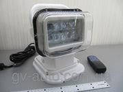Прожектор светодиодный СH-001 LED 50W,  4300 люмен,  радиоуправляемый на
