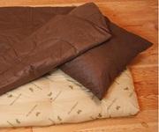 Подушка,  одеяло,  матрац
