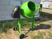 Бетономешалка Groser 140 - 200 литров Антополь