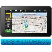 GPS навигатор-планшет с видеорегистратором.