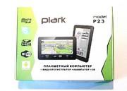 Автомобильный GPS-навигатор Plark P23. Гарантия 1 год.