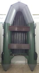 Килевая моторная надувная лодка Т 360Р от производителя в Беларуси