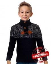 Детские кофты,  свитеры для мальчиков оптом