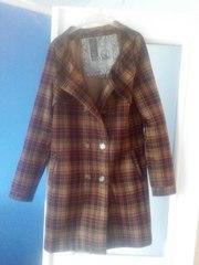 Женское пальто на размер 40-44