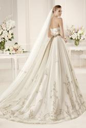Свадебное плате (Pronovias Fashion Group,  Испания)