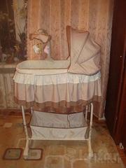 Детская кроватка-люлька Milly Mally Sweet Melody