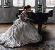 Игра на фортепиано (пианино,  рояль)