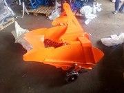 Картофелекопалка A12S для мини-тракторов