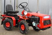 Мини-трактор МТЗ Беларус 132Н (Honda) РАСПРОДАЖА