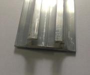 Салазка алюминиевая профильная для креплений сидений