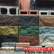 Блоки для забора Демлер в Бресте