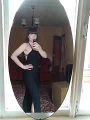 Платье-макси нарядное