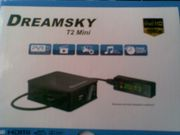 ТВ приставка-тюнер DREAMSKY T2 mini