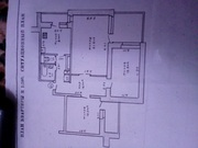 3 комнатную квартиру в отличной части Востока Брест