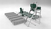 Оборудование для производства пенобетона НСИБ