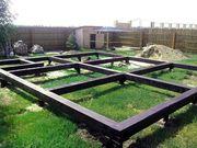 Свайный Фундамента под ключ в Белоозерске