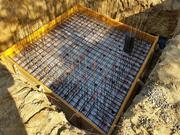 Заливка фундамента Бетонные работы в Дрогичине