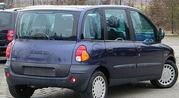 Продам автомобиль Fiat Multipla